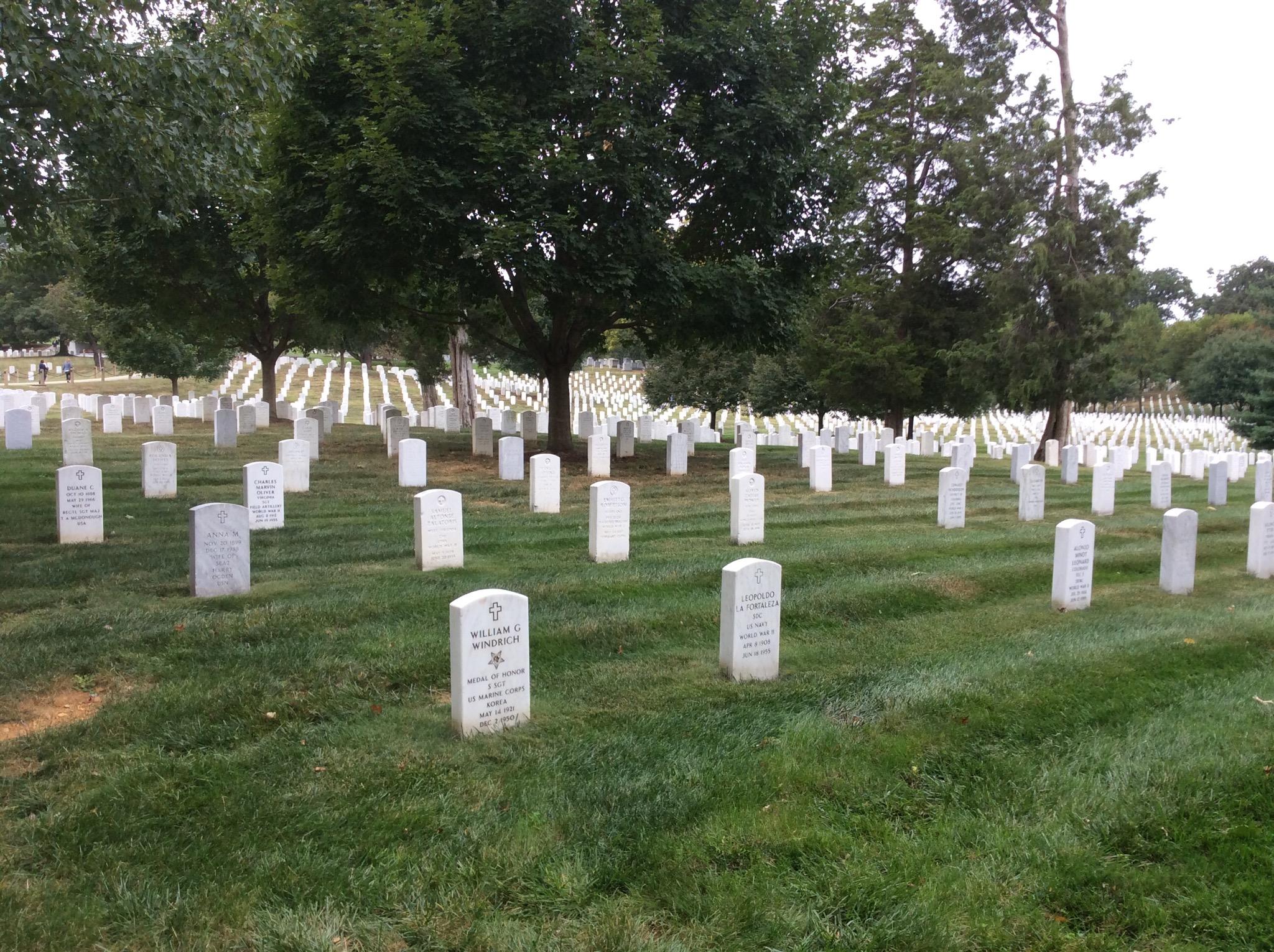 National Cemetery Long Island Riverhead