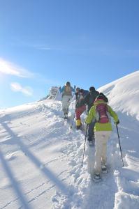 Snow-shoe hiking_22