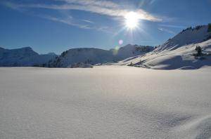 Snow-shoe hiking_24