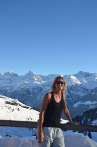 Snow-shoe hiking_40