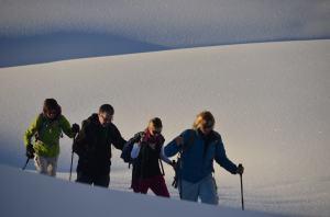 Snow-shoe hiking_56