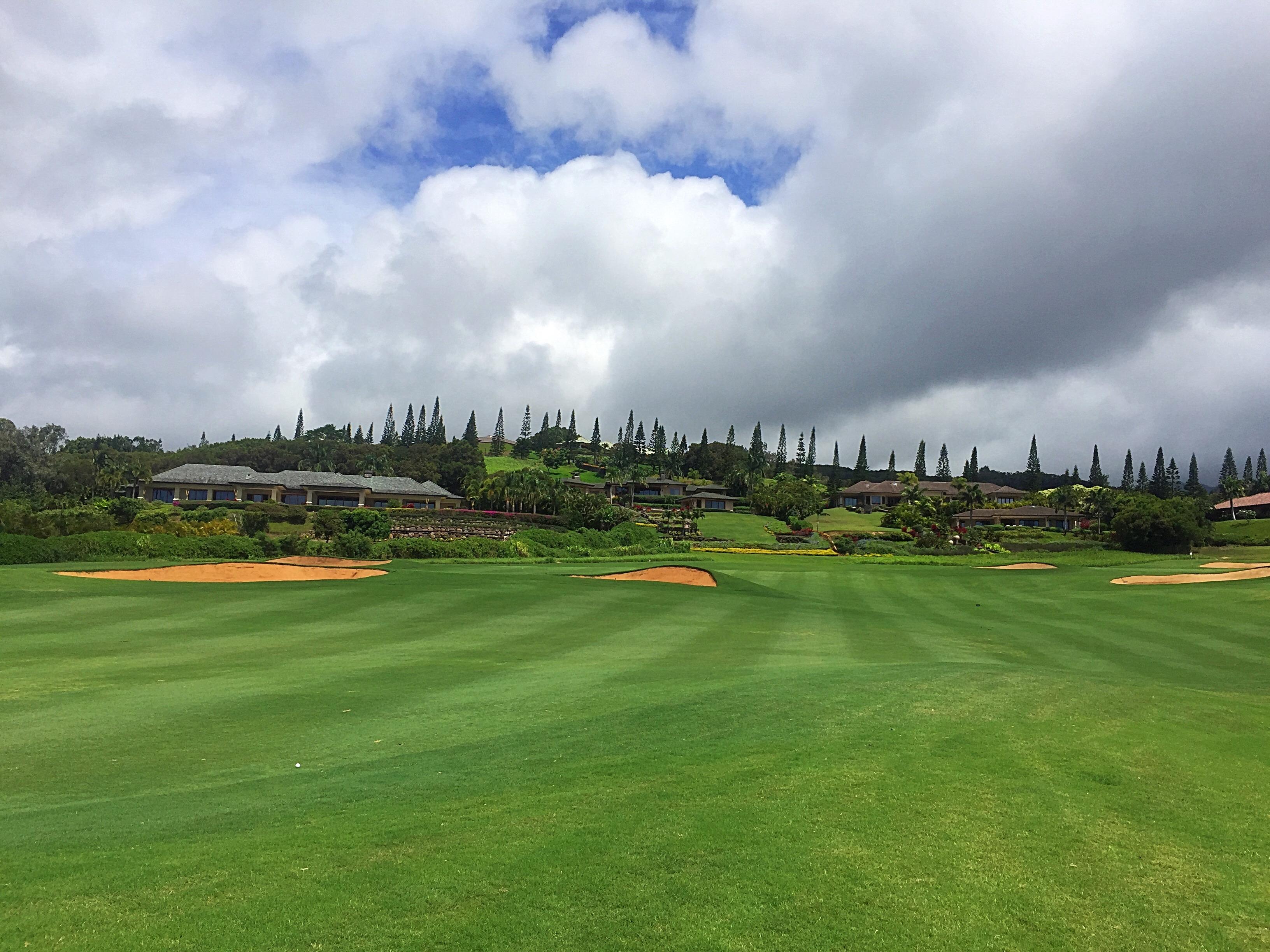 Plantation Course - Kapalua, Maui - Hawaii, USA   SUNGRL